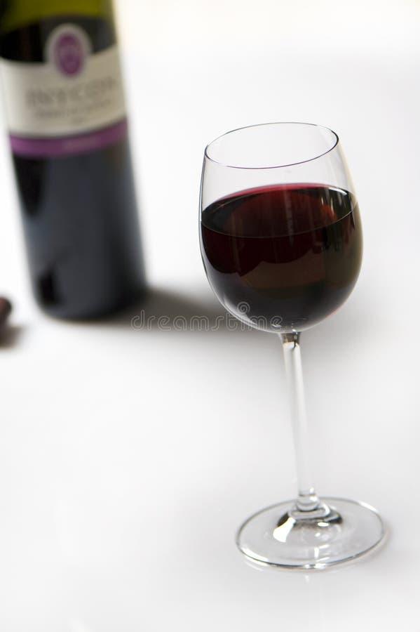 Vinho vermelho nos glas fotos de stock royalty free