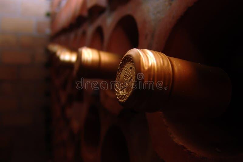 Vinhos foto de stock