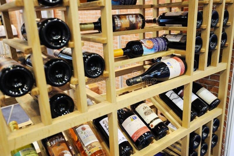 Vinhos imagens de stock