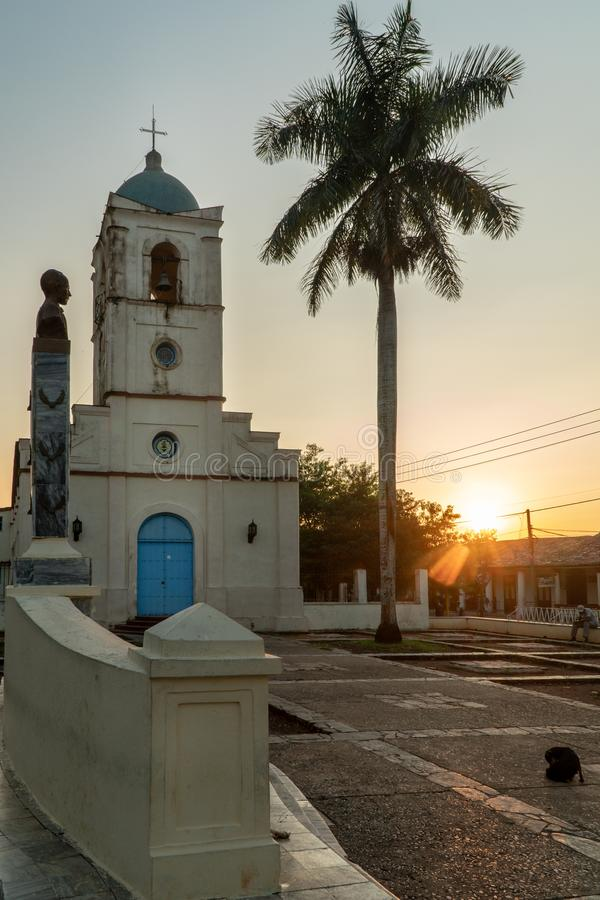 Viniales古巴 库存照片