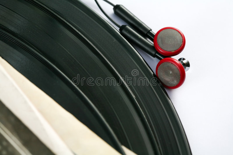 Vinil disc. Stock photo: an image of vinil disc stock photo