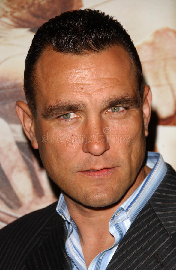 Vinnie Jones. At the Special Cast and Crew Screening of The Condemned. Arclight Hollywood, Hollywood, CA. 04-23-07 royalty free stock photos