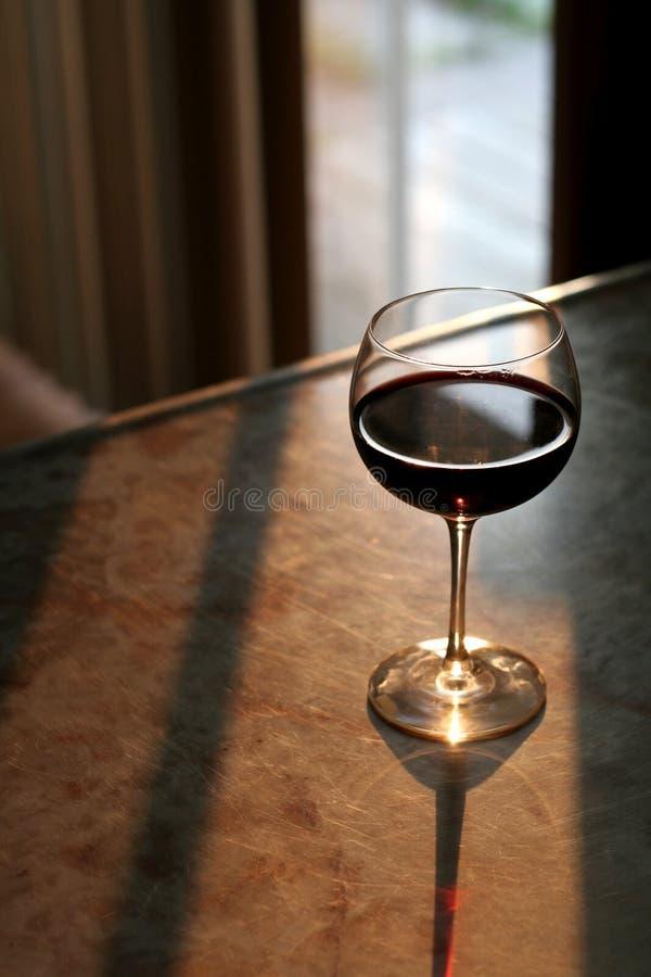 vino τελειότητας στοκ εικόνα