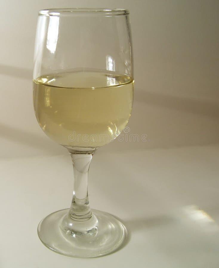 Vino Blanco Imágenes de archivo libres de regalías