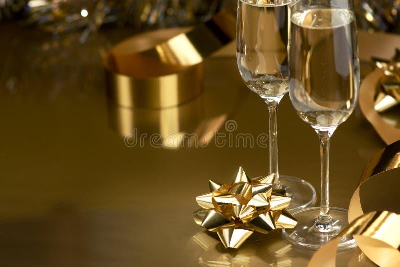 Vino. Champagne fotografia stock libera da diritti