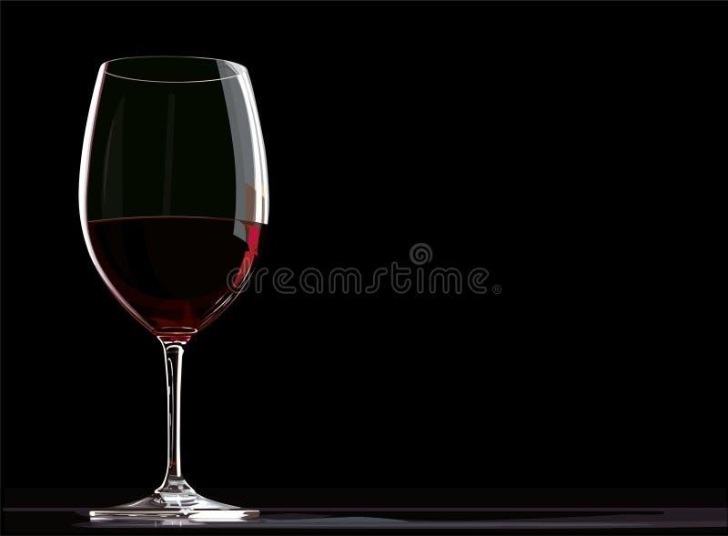 Vino, il nero, fondo, rosso, vetro, isolato, alcool, bicchiere di vino, bevanda, cristallo, primo piano, celebrazione, riflession immagini stock