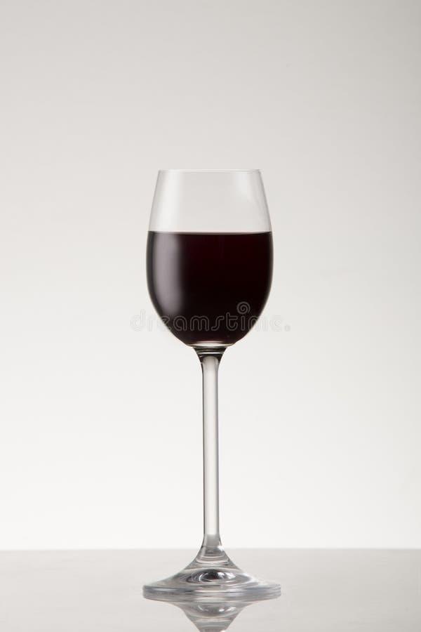 Vino liquoroso rosso dolce fotografia stock libera da diritti