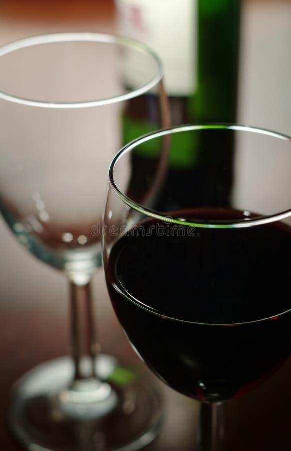 Download Vino rosso immagine stock. Immagine di vetri, gusto, pranzo - 202197