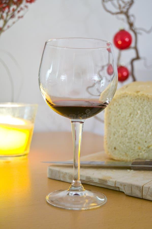Download Vino rosso fotografia stock. Immagine di rosso, pranzare - 7309650