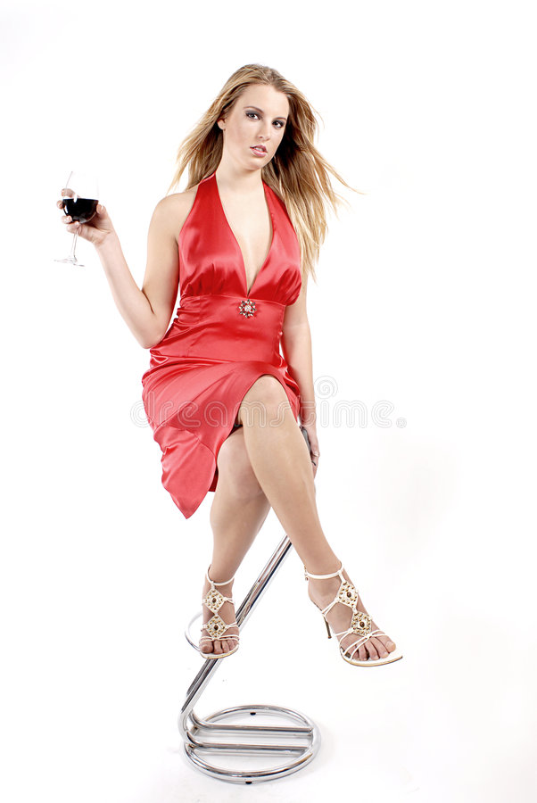 Vino rosso rosso immagini stock libere da diritti