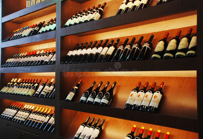 Vins photo stock