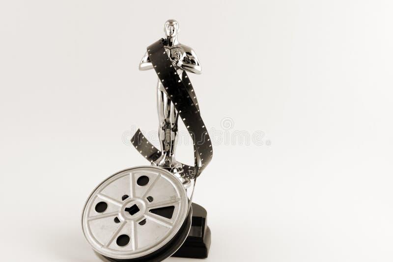 Vintage Óscar desaturado fotos de archivo libres de regalías