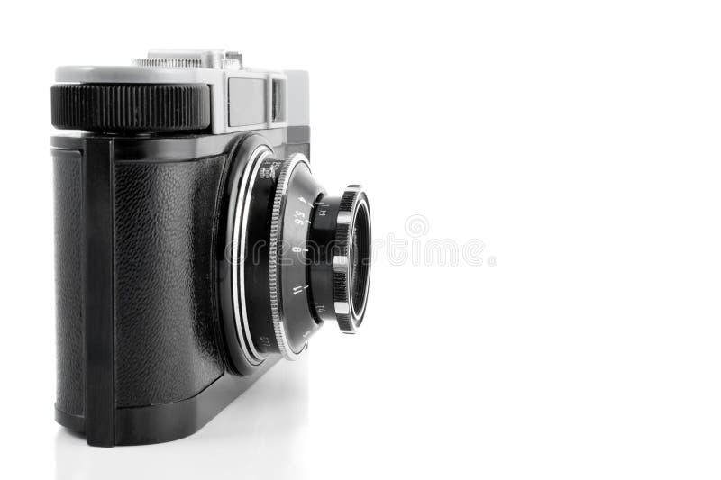 Download Vintage 35 mm camera stock photo. Image of black, focus - 18897052