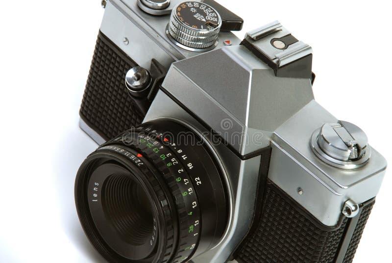 Download Vintage 35 mm Photo camera stock image. Image of lens - 8052979