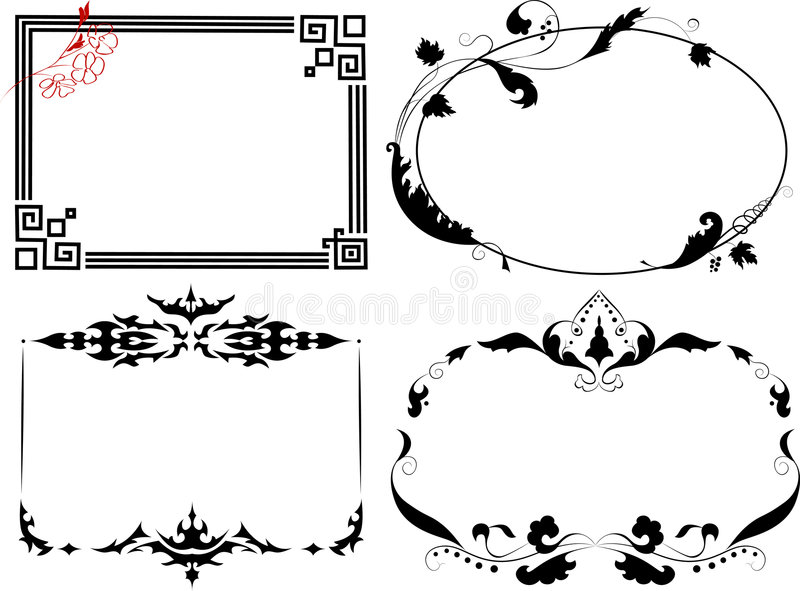 Download Vintage stock vector. Image of background, ornate, place - 6774491