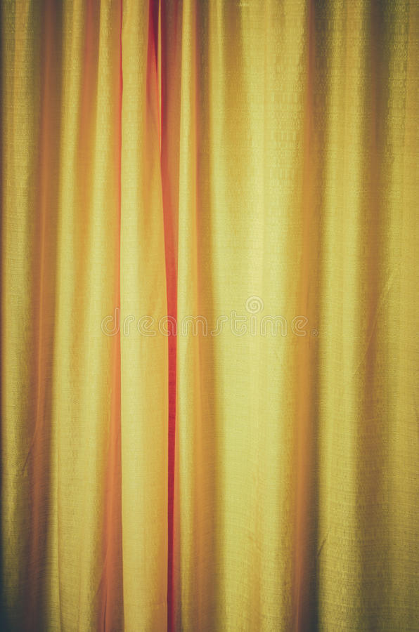 Download Vintage 70s Curtains stock photo. Image of artificial - 38227708