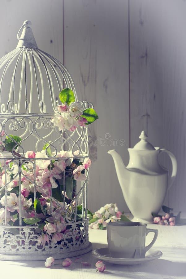 Free Vintage Afternoon Tea Royalty Free Stock Photos - 31107528