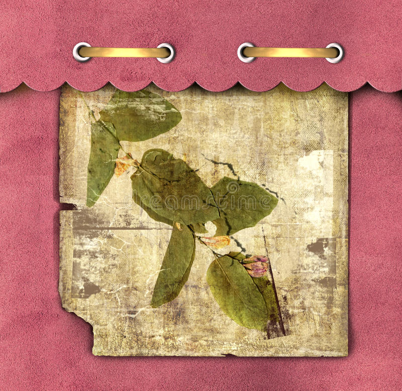 Download Vintage Aged Background Stock Photography - Image: 12443782