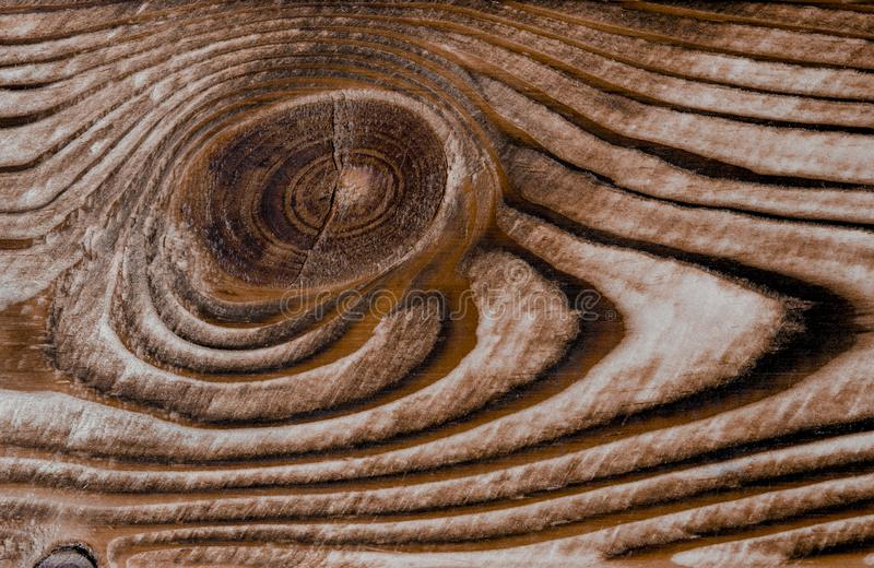 Vintage aged dark brown wooden background texture close up stock image