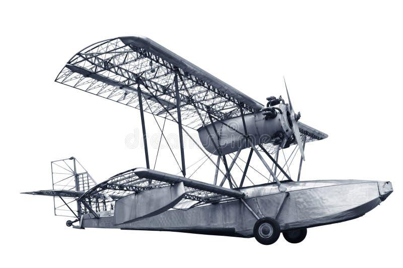 Vintage Airplane Stock Image