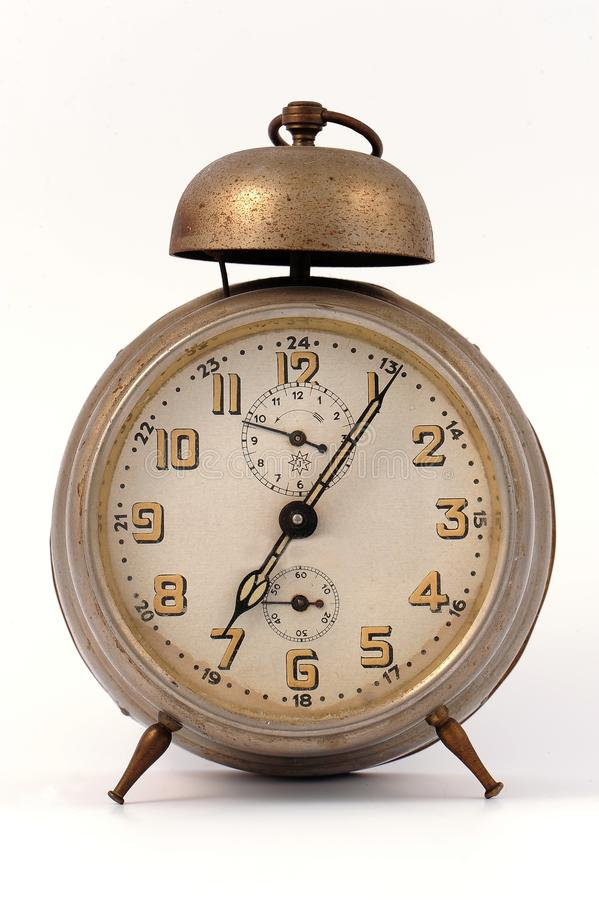 Free Vintage Alarm Clock Royalty Free Stock Image - 13508076