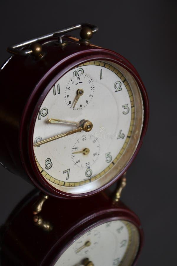 Download Vintage alarm clock stock image. Image of instrument - 28698405