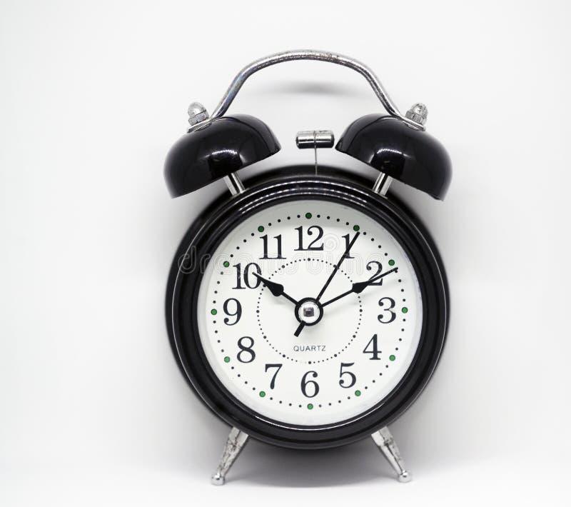 Vintage alarm klocka royaltyfri bild