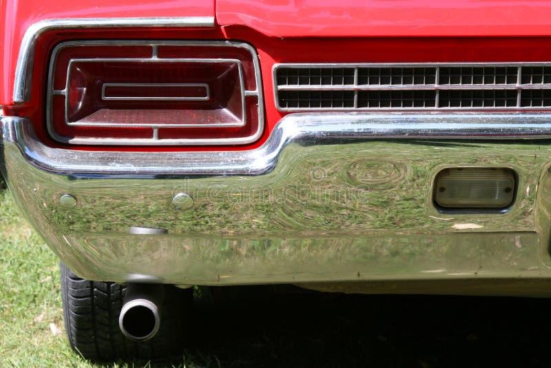 Vintage America Car stock image