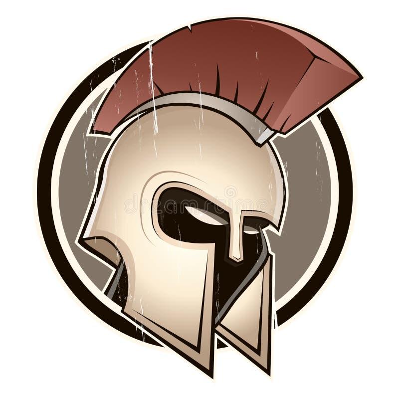 Download Vintage Ancient Warrior Sign Stock Vector - Image: 32004495
