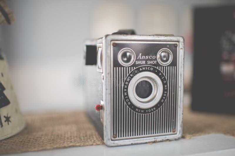 Vintage Ansco Shur Shot Free Public Domain Cc0 Image