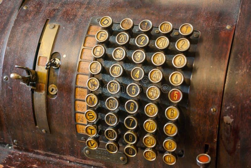 Download Vintage Old Cash Register Royalty Free Stock Images - Image: 29794179