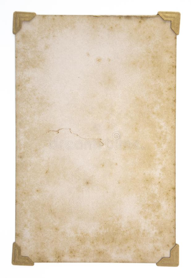 Free Vintage Antique Photograph Border Royalty Free Stock Photography - 126823857