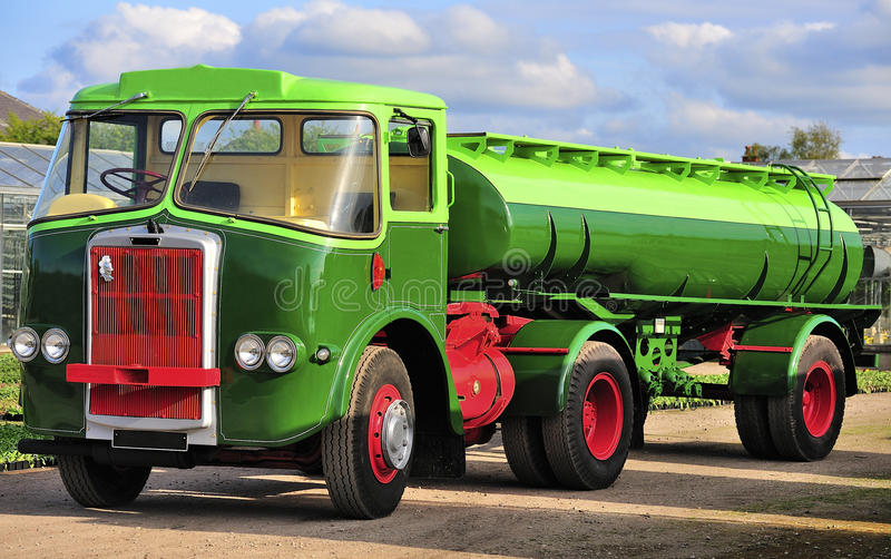 Download Vintage Atkinson, 1960,s Truck Stock Image - Image: 26184667