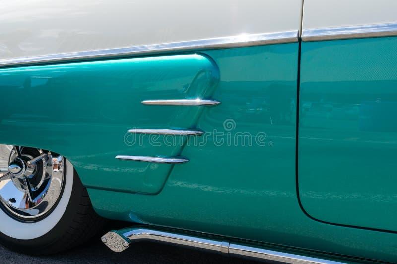 Vintage Automobile Details Royalty Free Stock Photos