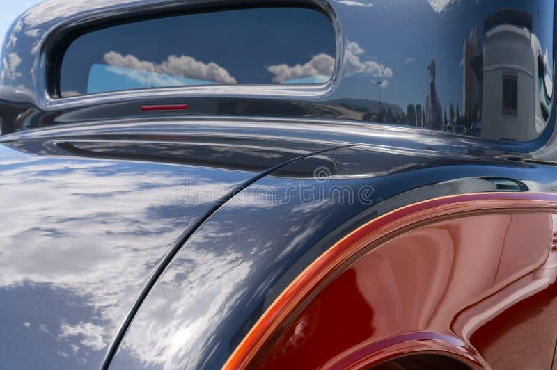 Download Vintage automobile details stock photo. Image of memory - 32920326