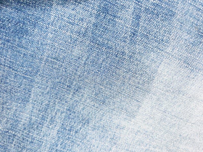Vintage azul de brim foto de stock