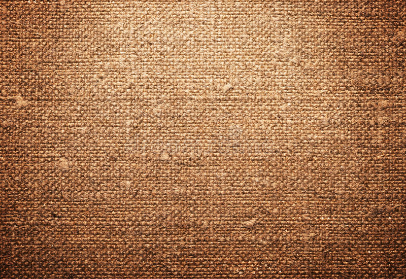 Vintage Background. Vintage old linen texture for background with room for text stock photo