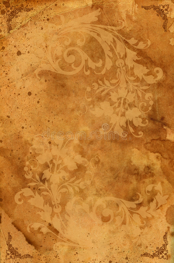 Vintage background. stock illustration