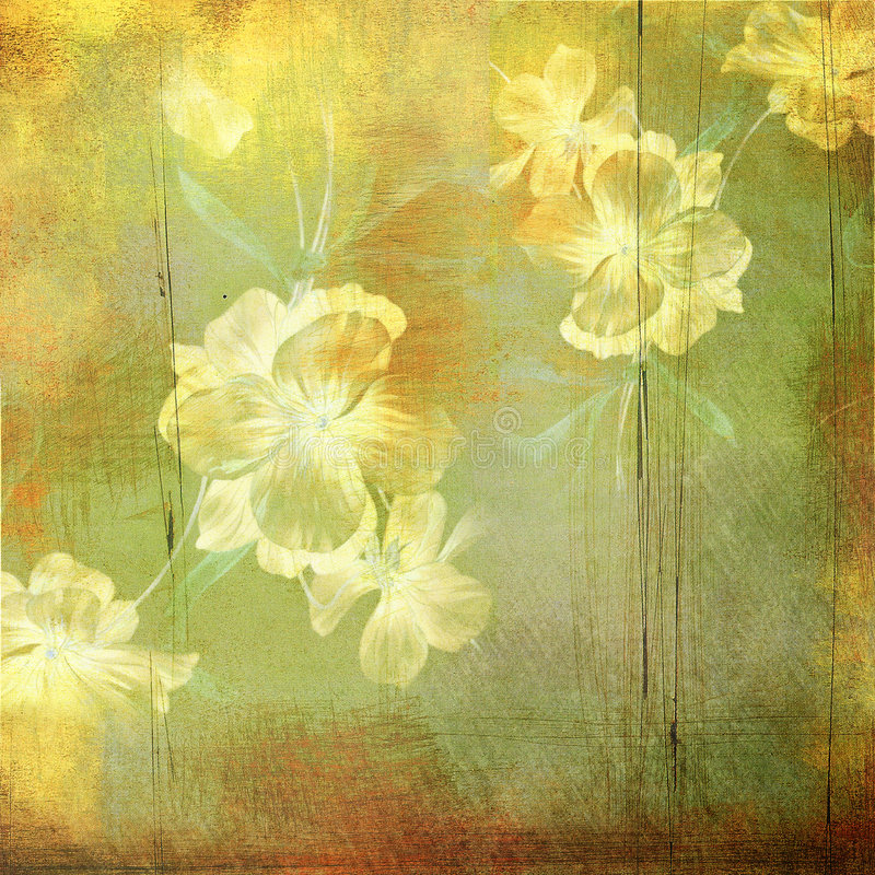 Vintage background royalty free illustration