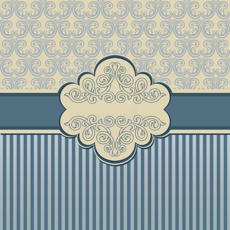 Download Vintage  Background stock vector. Image of deco, illustration - 33074755