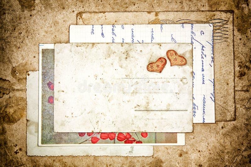 Vintage background stock illustration