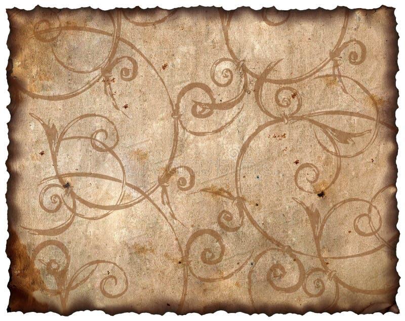 Download Vintage Background - Old Paper Stock Illustration - Illustration of element, framework: 5249502