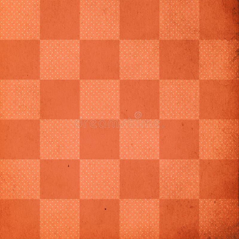 Vintage background, pattern, patchwork style, retro vector illustration