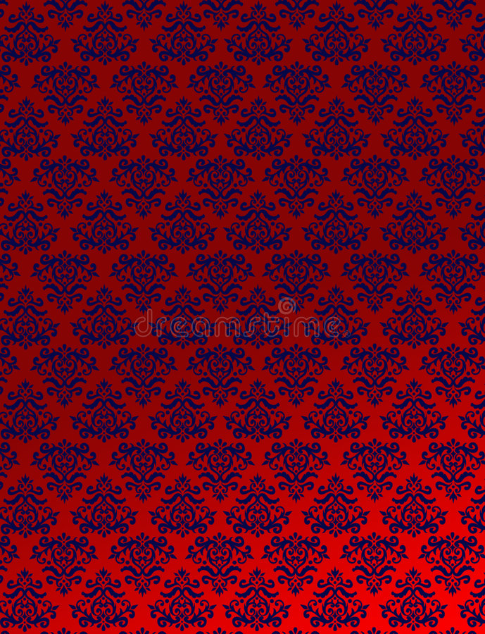 Free Vintage Background Red Stock Image - 8431641