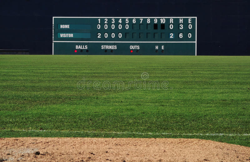 81 Old Scoreboard Baseball Photos Free Royalty Free Stock Photos From Dreamstime