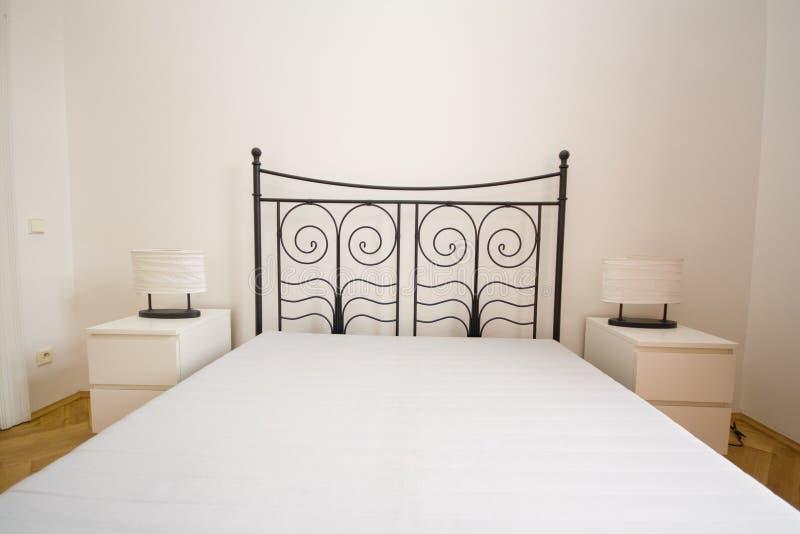 Download Vintage bed stock image. Image of vintage, flat, paper - 20007815
