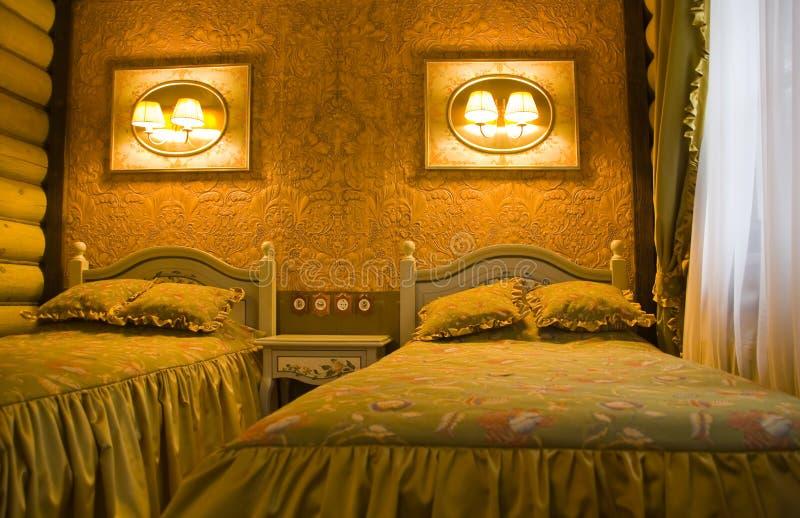 Download Vintage bedroom stock image. Image of equipment, lamp - 14163173