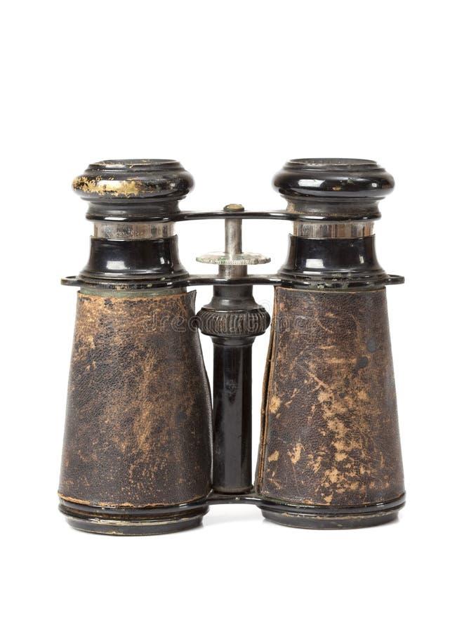 Download Vintage binoculars stock image. Image of scratched, object - 25417339