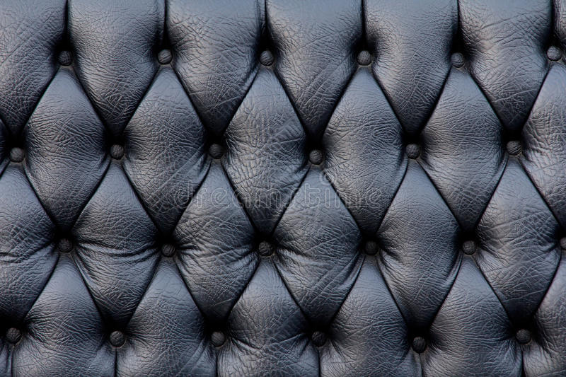 Download Vintage black leather stock image. Image of decor, fabric - 27312589