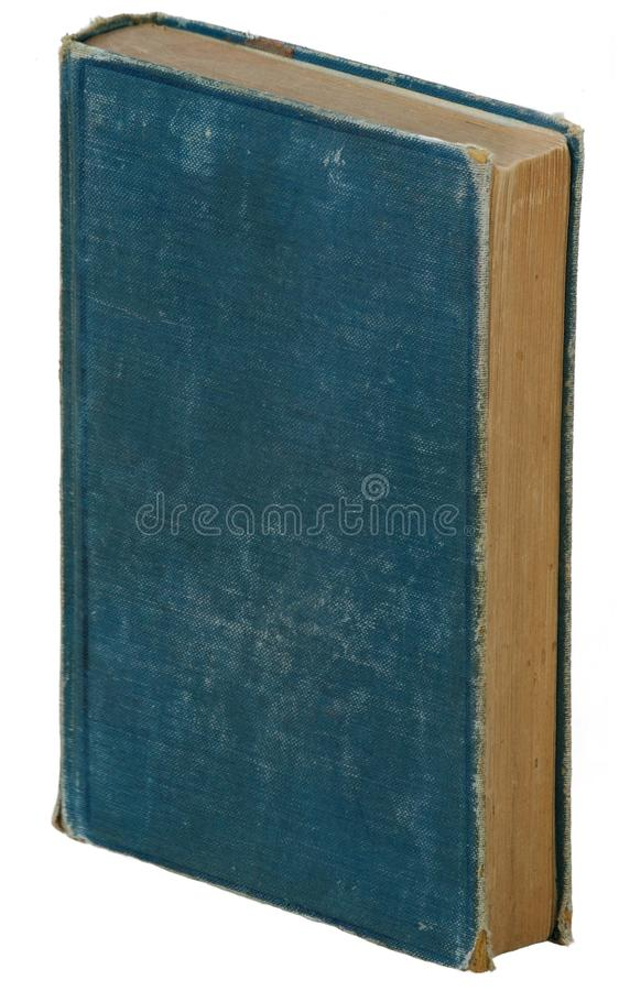 Vintage book 3D royalty free stock image